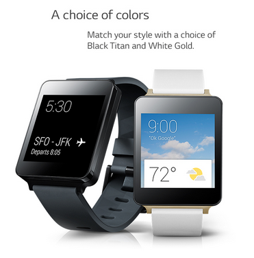 LG G Watch / fot. http://www.lg.com/global/gwatch/index.html#main