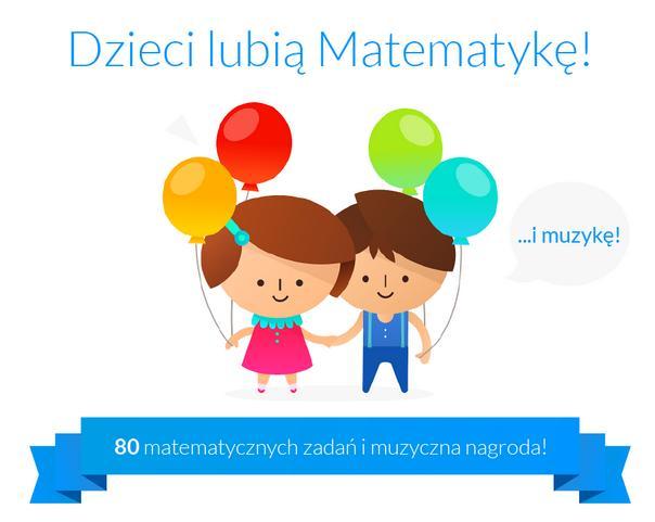 matematyczna aplikacja dla dzieci