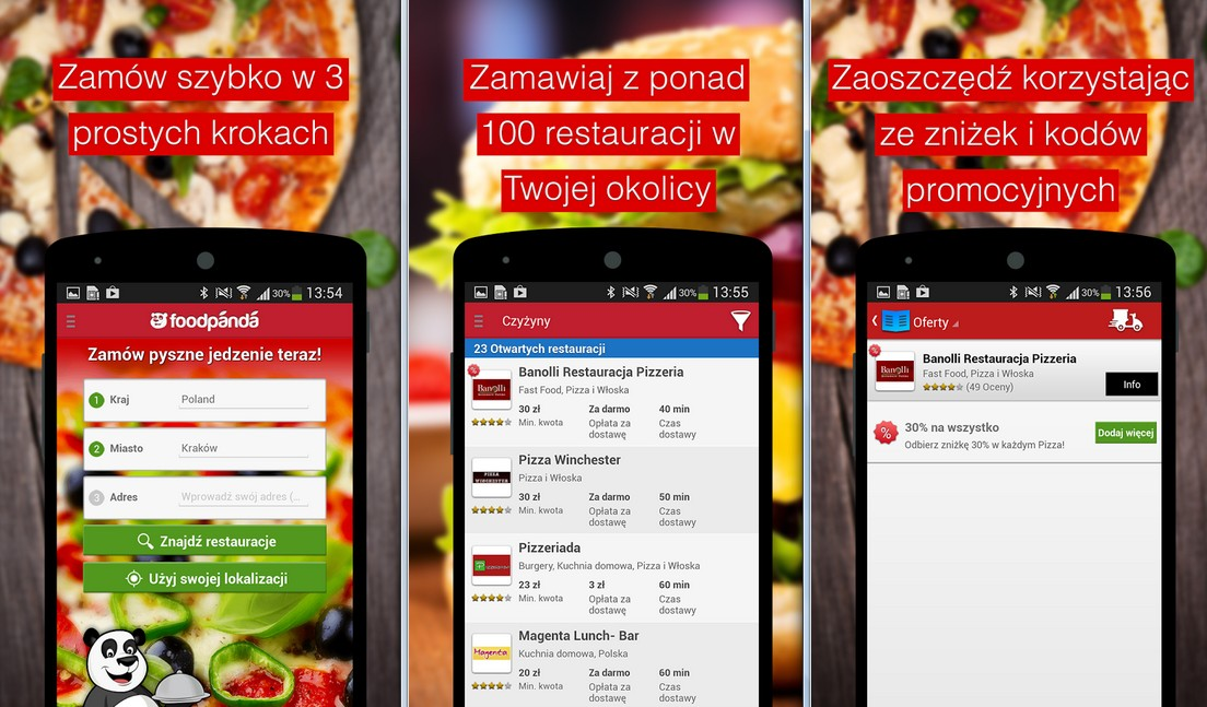 Foodpanda / fot. play.google.com