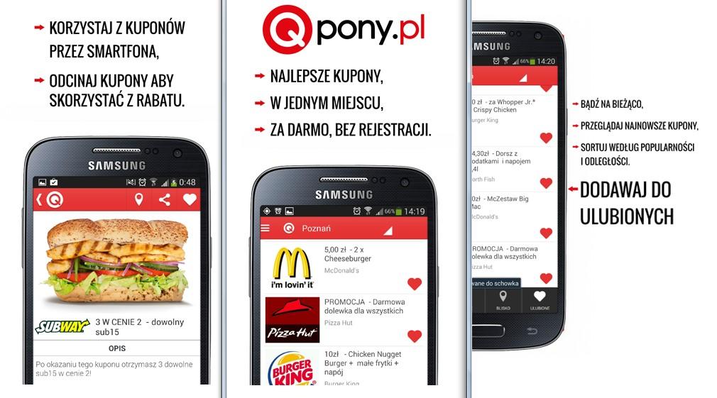 Qupony / fot. play.google.com