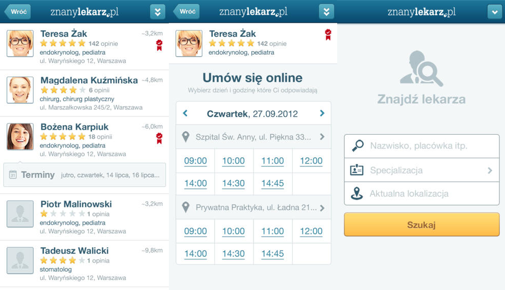 Zananylekarz (fot. itunes.apple.com)