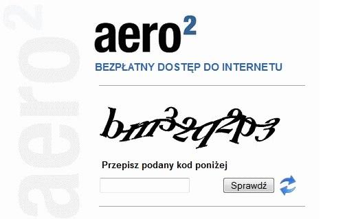 Nowy kod CAPTCHA, źródło:jdtech.pl