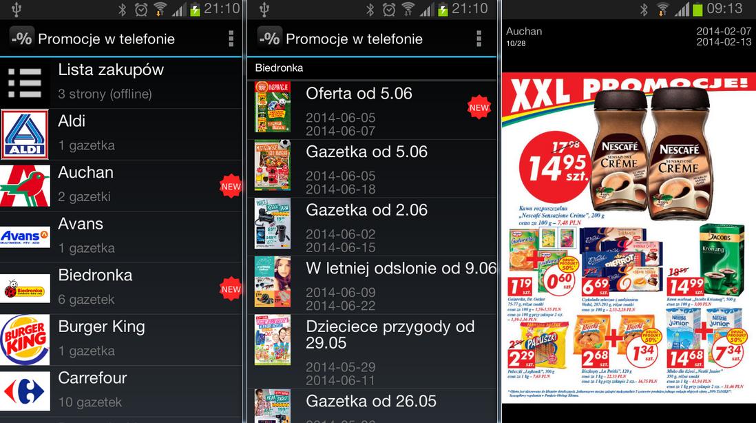 fot. play.google.com/store/apps/details?id=com.gazetki.gazetki