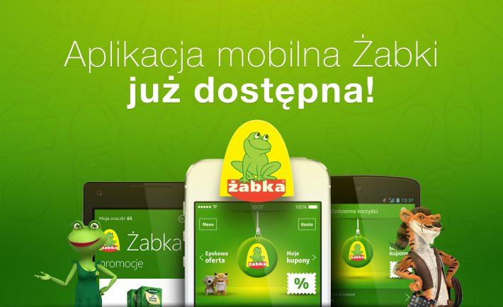 Żabka powalczy o użytkowników urządzeń mobilnych / fot. mat. prasowy