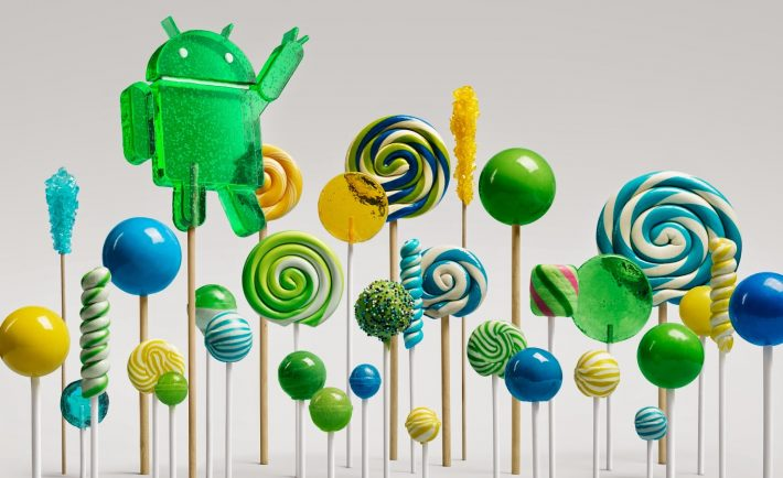 Android 5.5. Lollipop, źródło: googleblog.blogspot.com