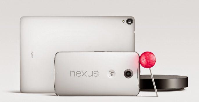 Nexus Family, źródło: googleblog.blogspot.com
