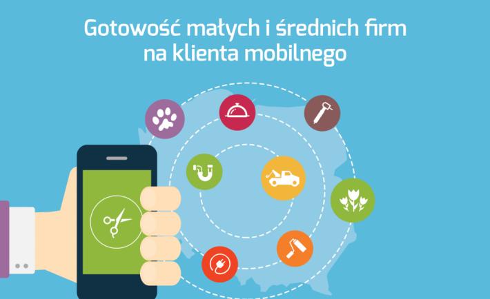 """fot. Raport """"Gotowość małych i średnich firm na klienta mobilnego"""" ActiveMobi"""