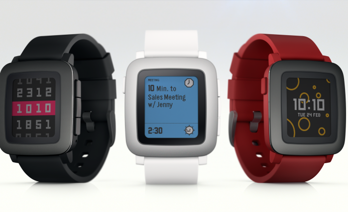Pebble Time, zdjęcie: Pebble Technology