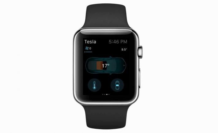 Tesla-Apple-Watch