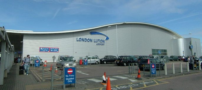 lotnisko London-Luton