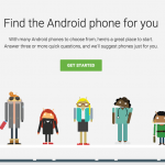 Google_Android for you_start