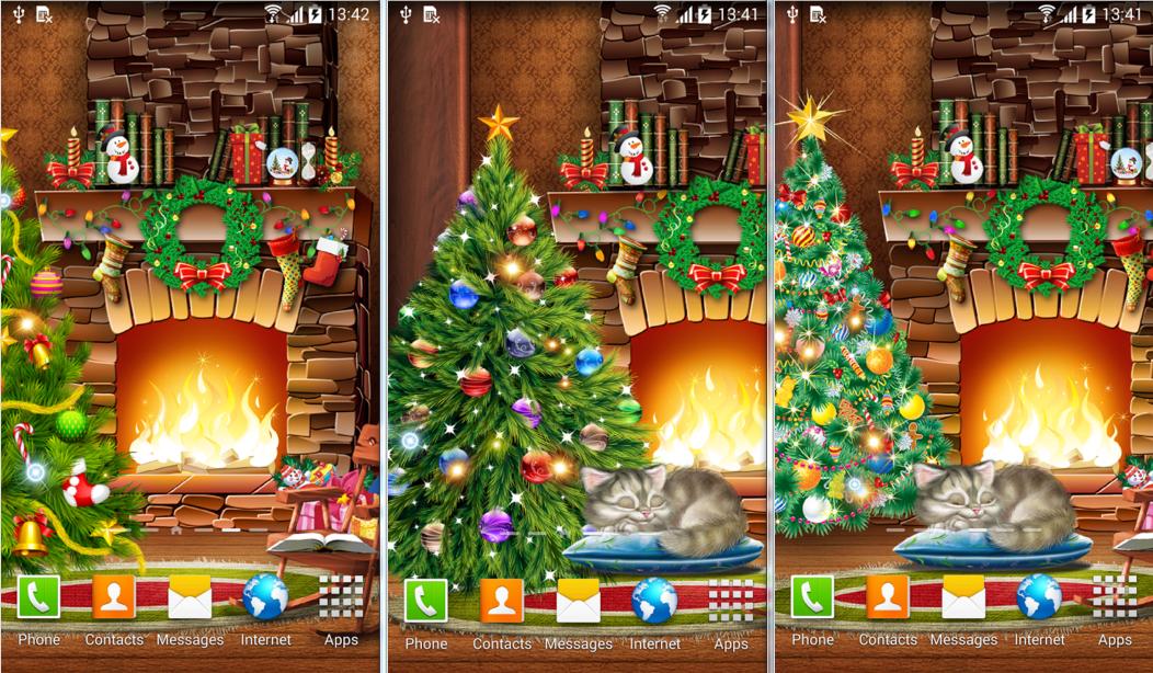 fot. play.google.com/store/apps/details?id=com.blackbirdwallpapers.christmas&hl=pl