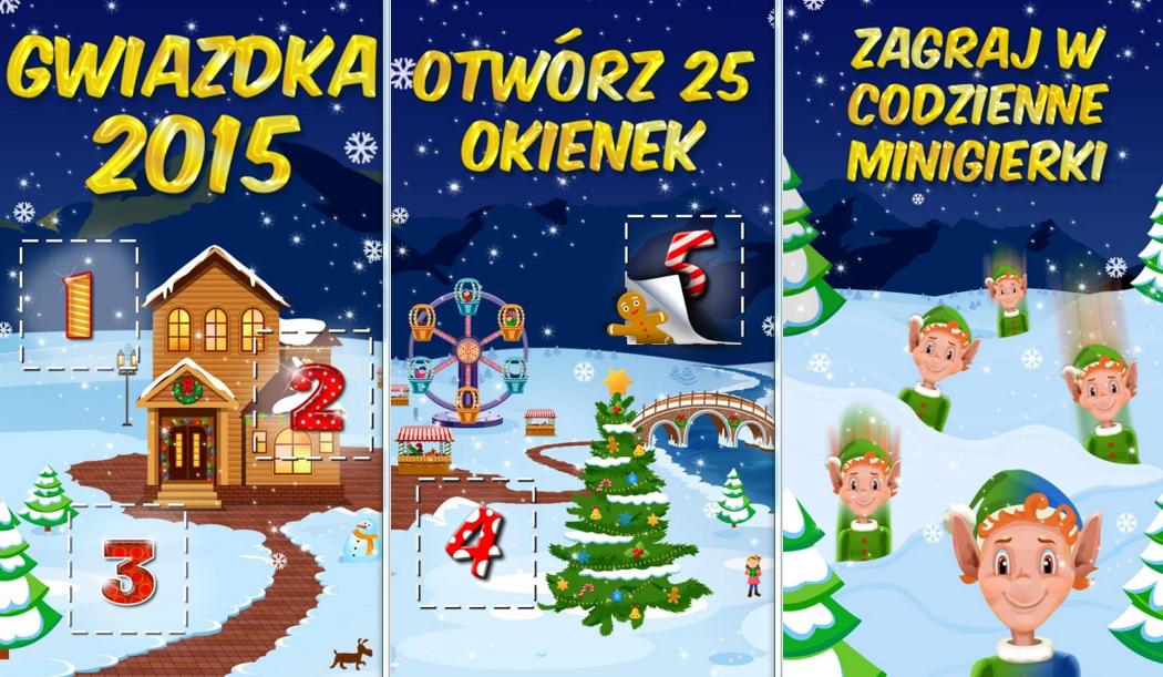 fot. play.google.com/store/apps/details?id=com.appchocolate.adventcalendar2014