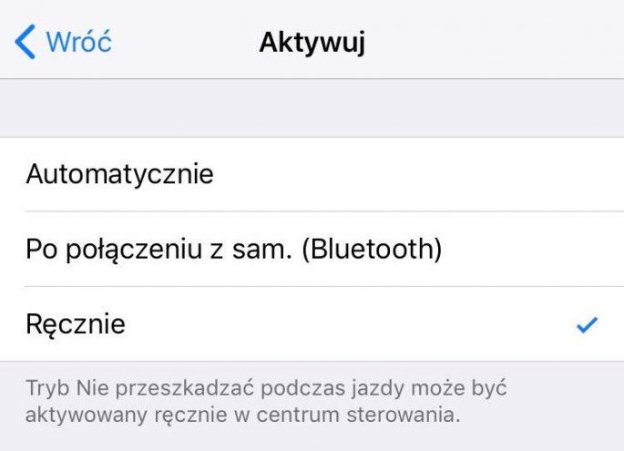 fot. screen z iPhone'a