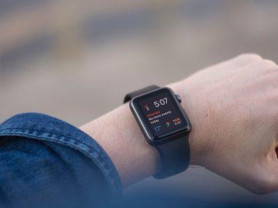 fot. Apple Watch będzie monitorował symptomy choroby Parkinsona