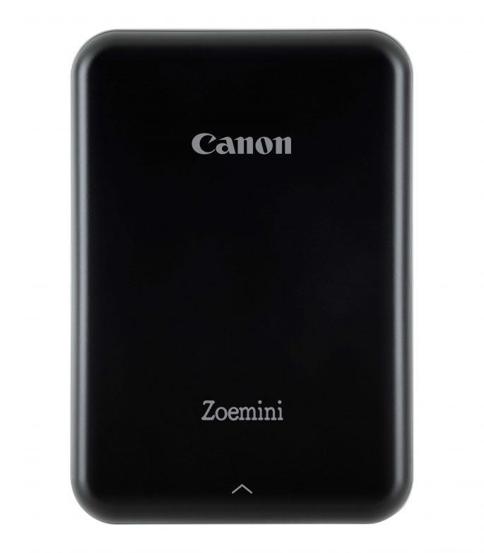 Drukarka Canon Zoemini mieści się w kieszeni, a za jej pomocą możemy drukować zdjęcia ze smartfona lub różnych portali.