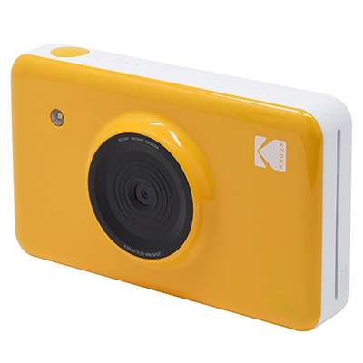 Kodak PRINTOMATIC pozwala nie tylko na błyskawiczny wydruk zdjęć, ale może je także zapisać na karcie SD. Niestety rozdzielczość matrycy to tylko 10 MP.