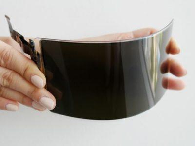 fot. Nowy ekran OLED Samsunga jest wytrzymały i odporny na uderzenia