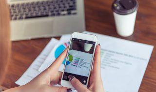 Jak zeskanować dokumenty na telefon?