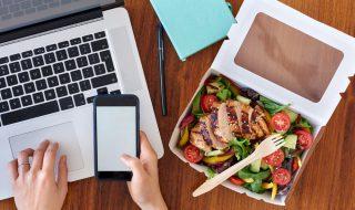 Najpopularniejsze aplikacje do zamawiania jedzenia online