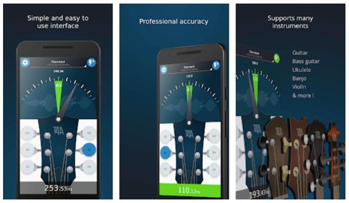 Widoki z aplikacji Ultimate
